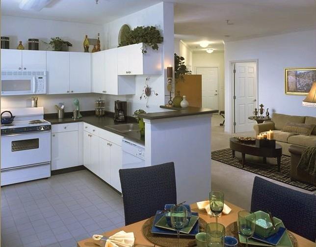 13 - Model kitchen & dining