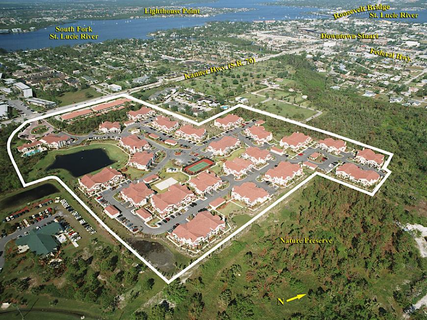 0 - Estates @ Stuart - Aerial