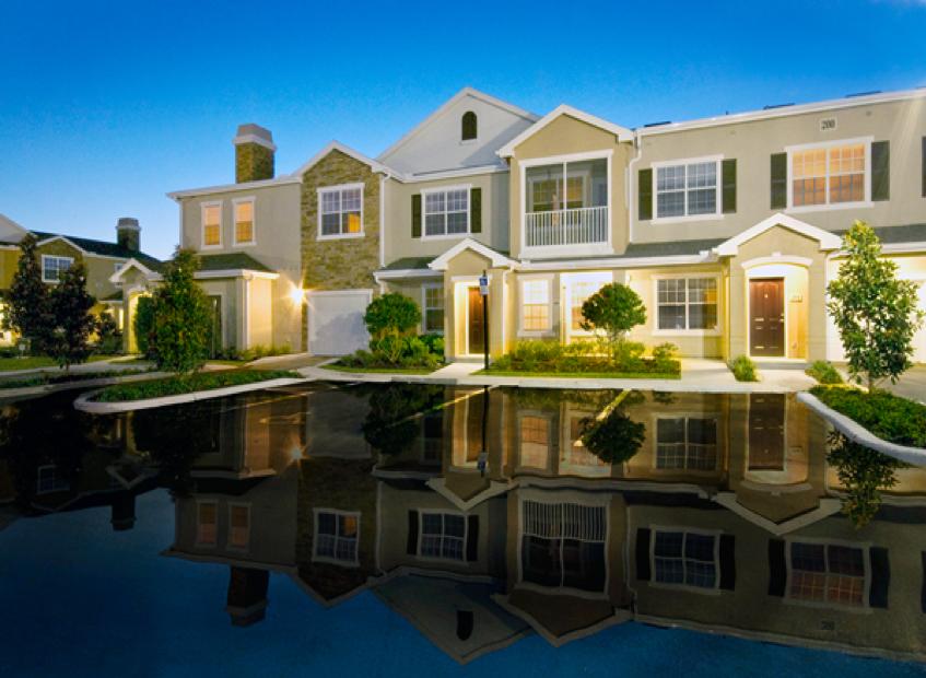 3 - Big House BuildinG Elevation