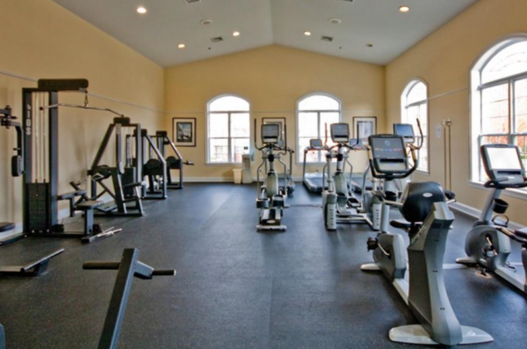 3 - Fitness Center