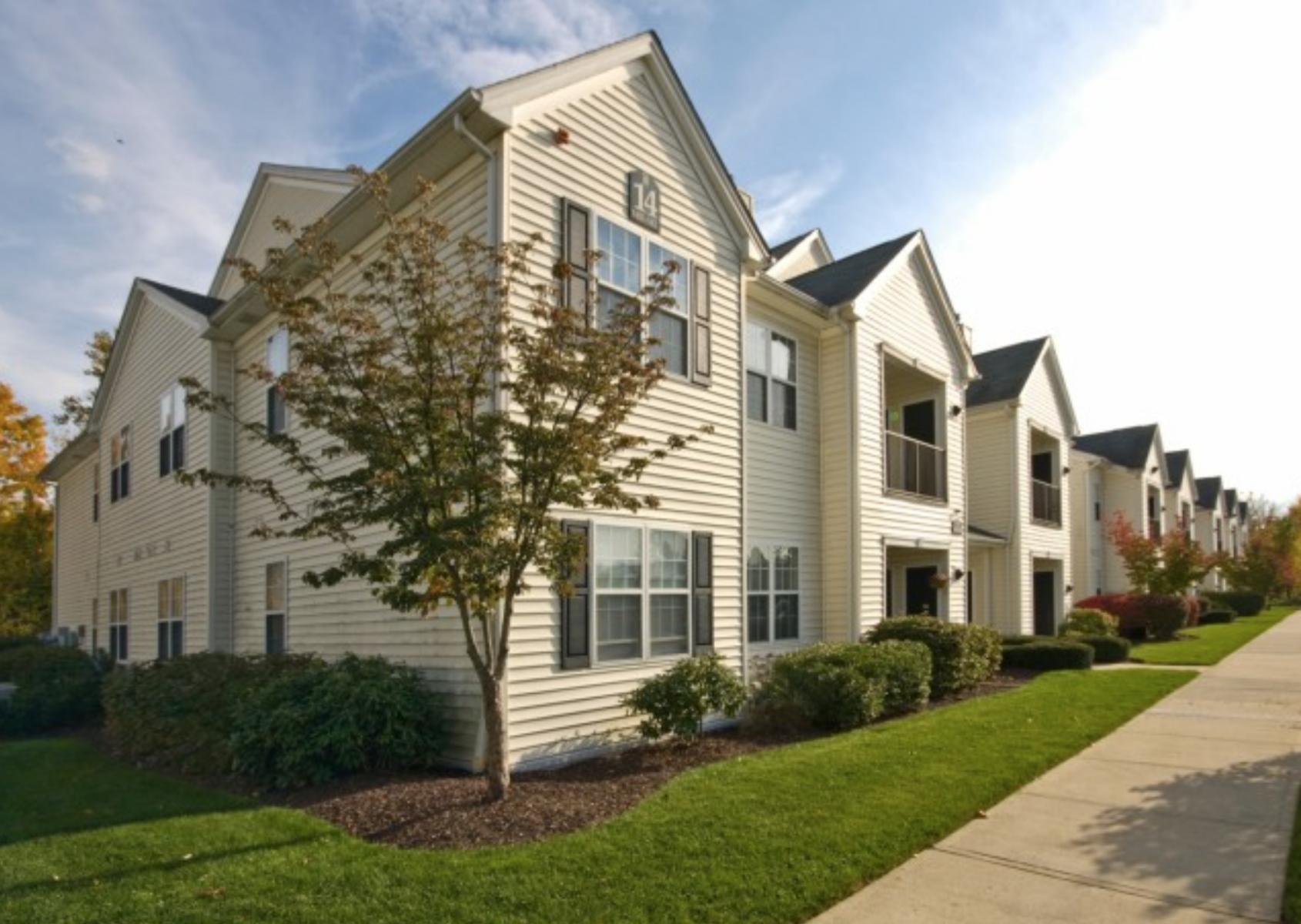 5 - Apartment Building
