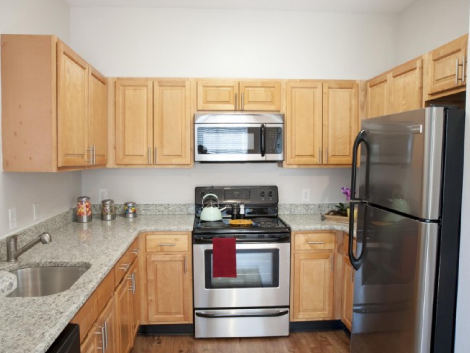 8 - Kitchen Area