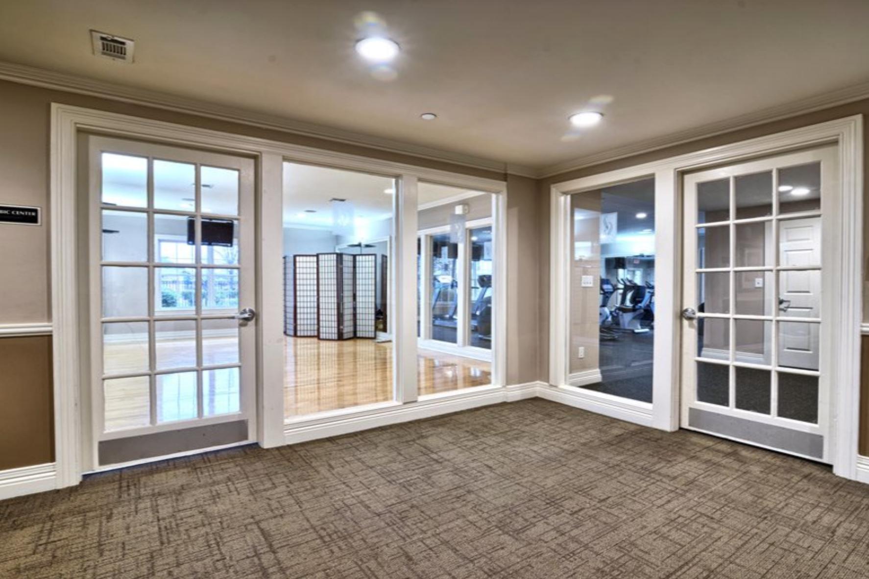 10 - Fitness Center
