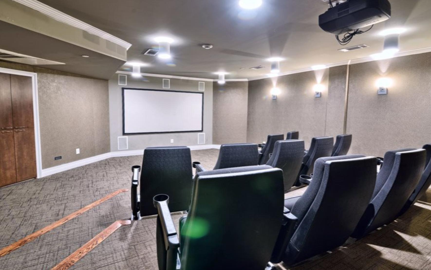 12 - Media Room
