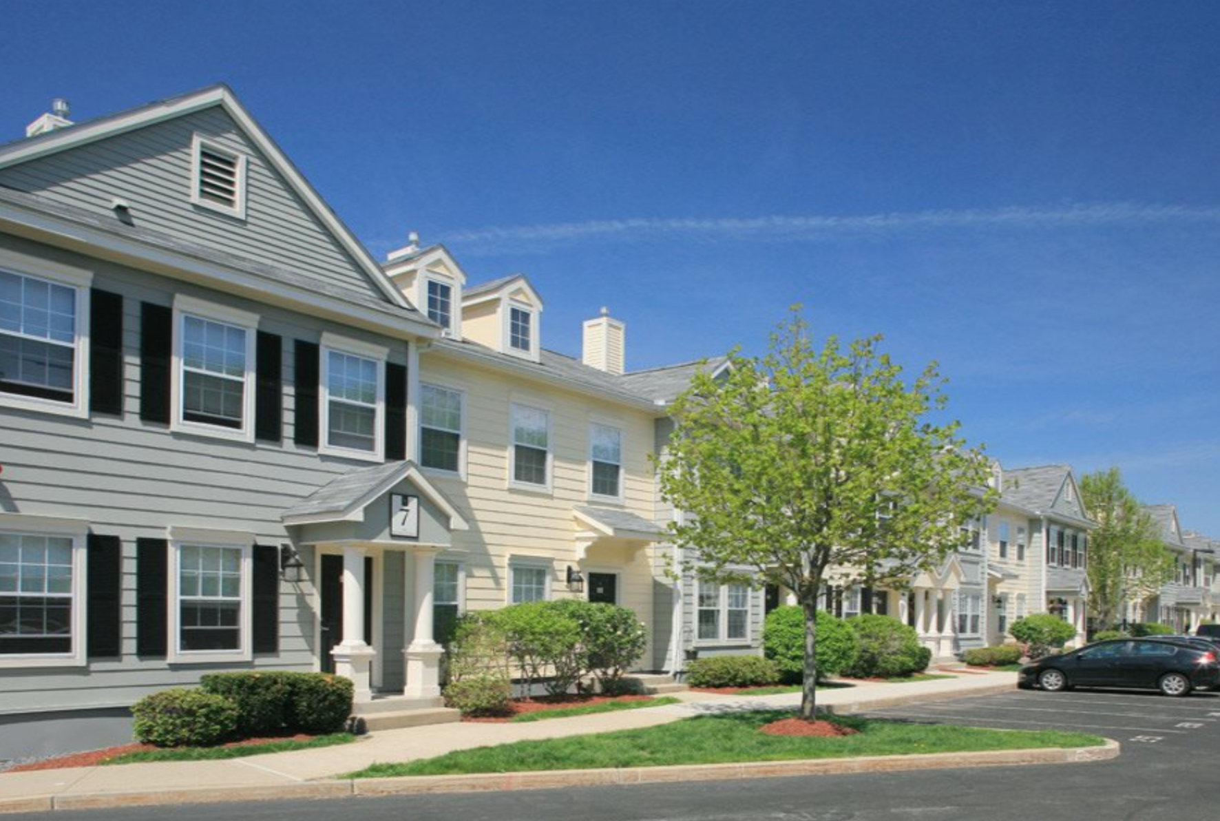 14 - Townhome Elevation