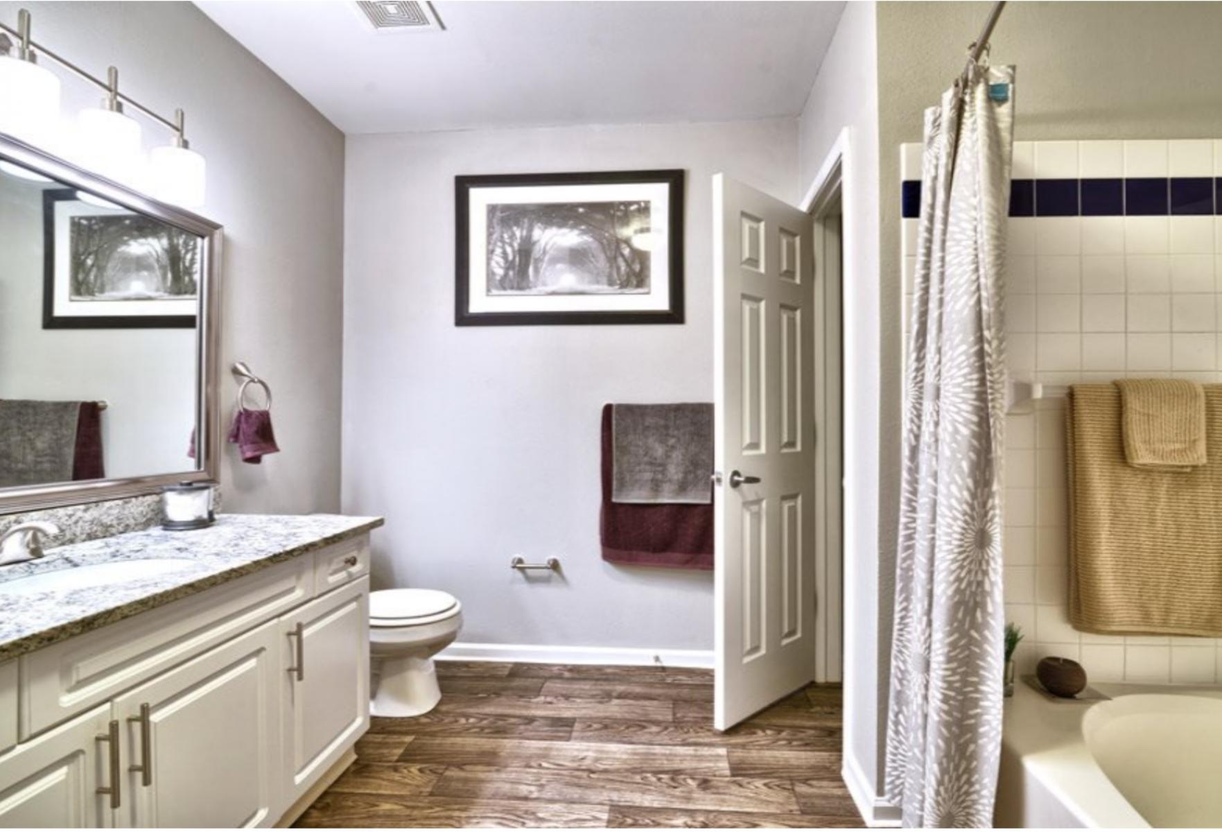 21 - Typical bathroom - Remodeled