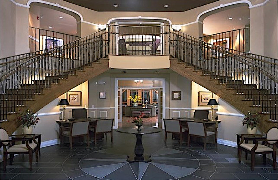 5 - Salem - Main Entry Area & Grand Stair