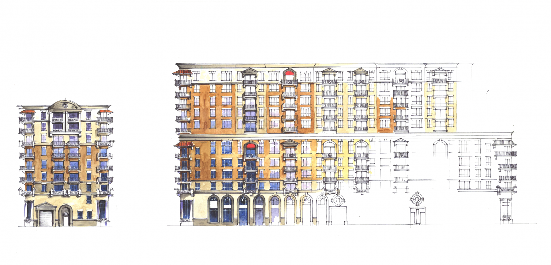 8a - 2nd Building Elevation Study-ies