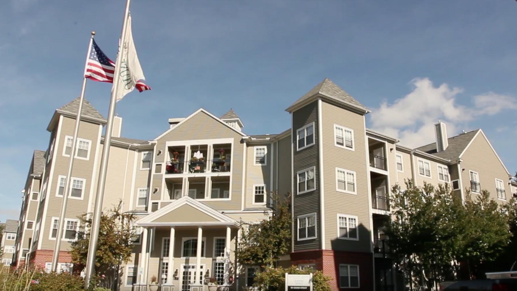 1 - Clubhouse & Apartment Bldg
