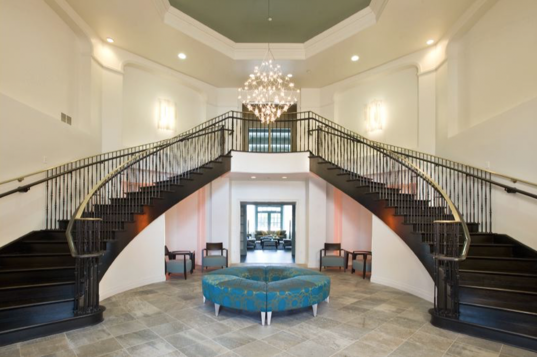 2 - Clubhouse Entry Stair