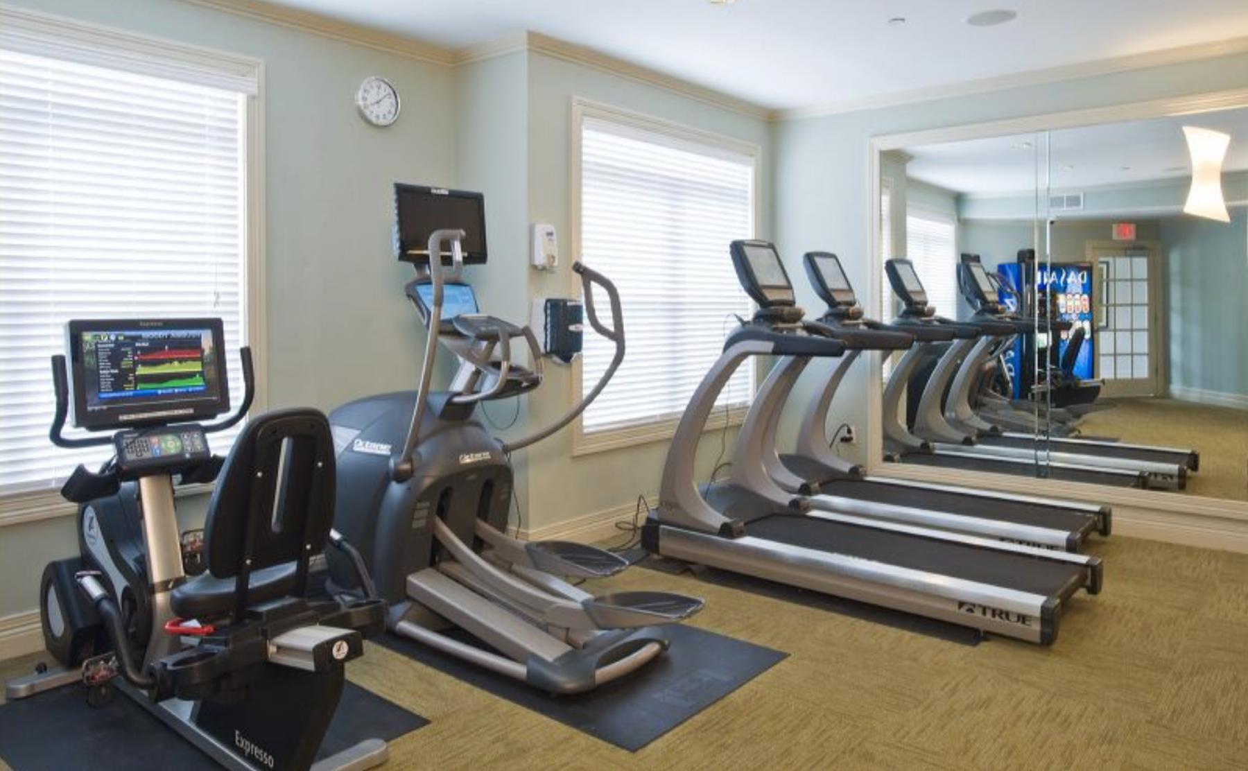 6 - Fitness Center