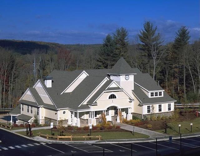 0 -Wheeler Hill - Club House Aerial