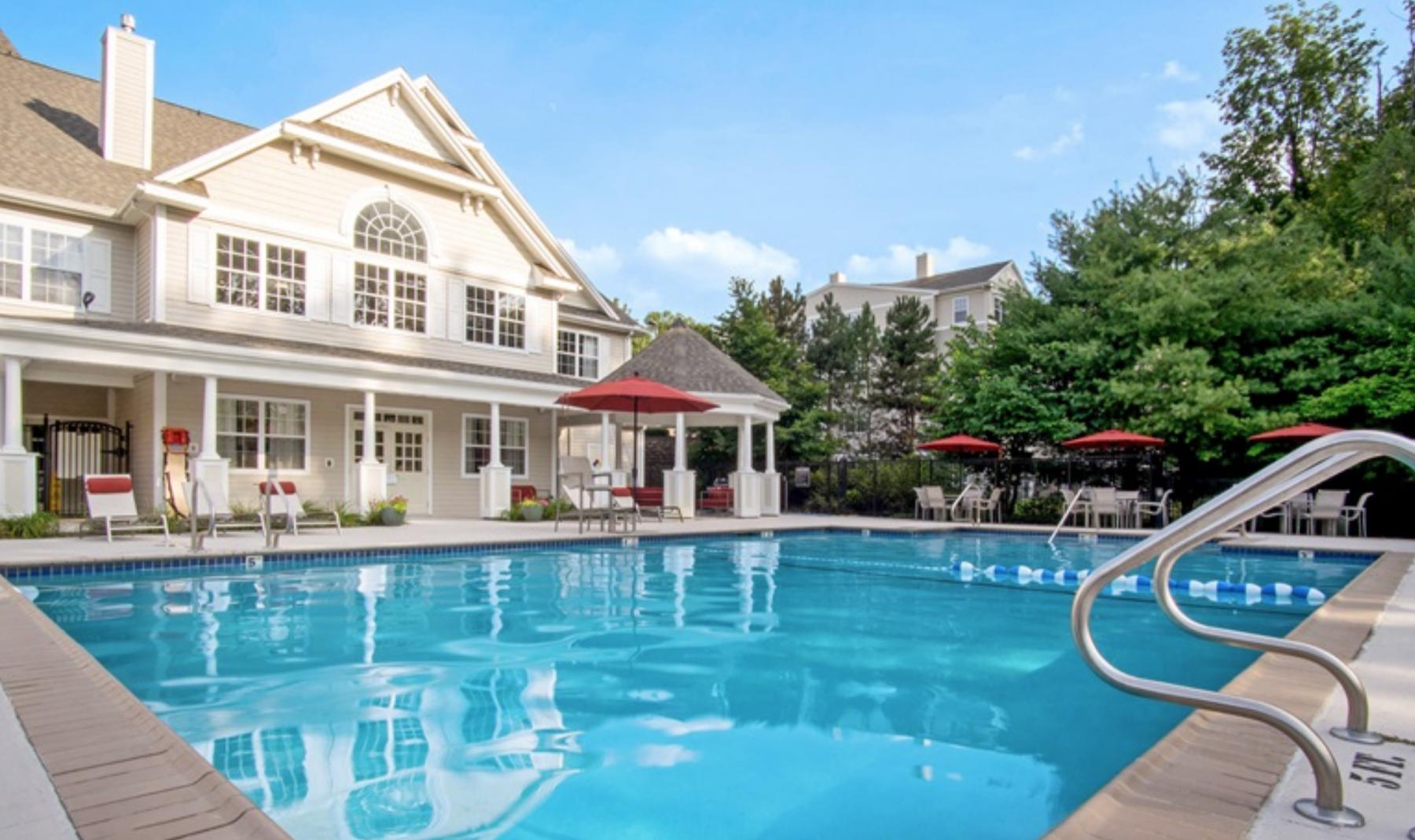 10 - Pool Deck & Elevation