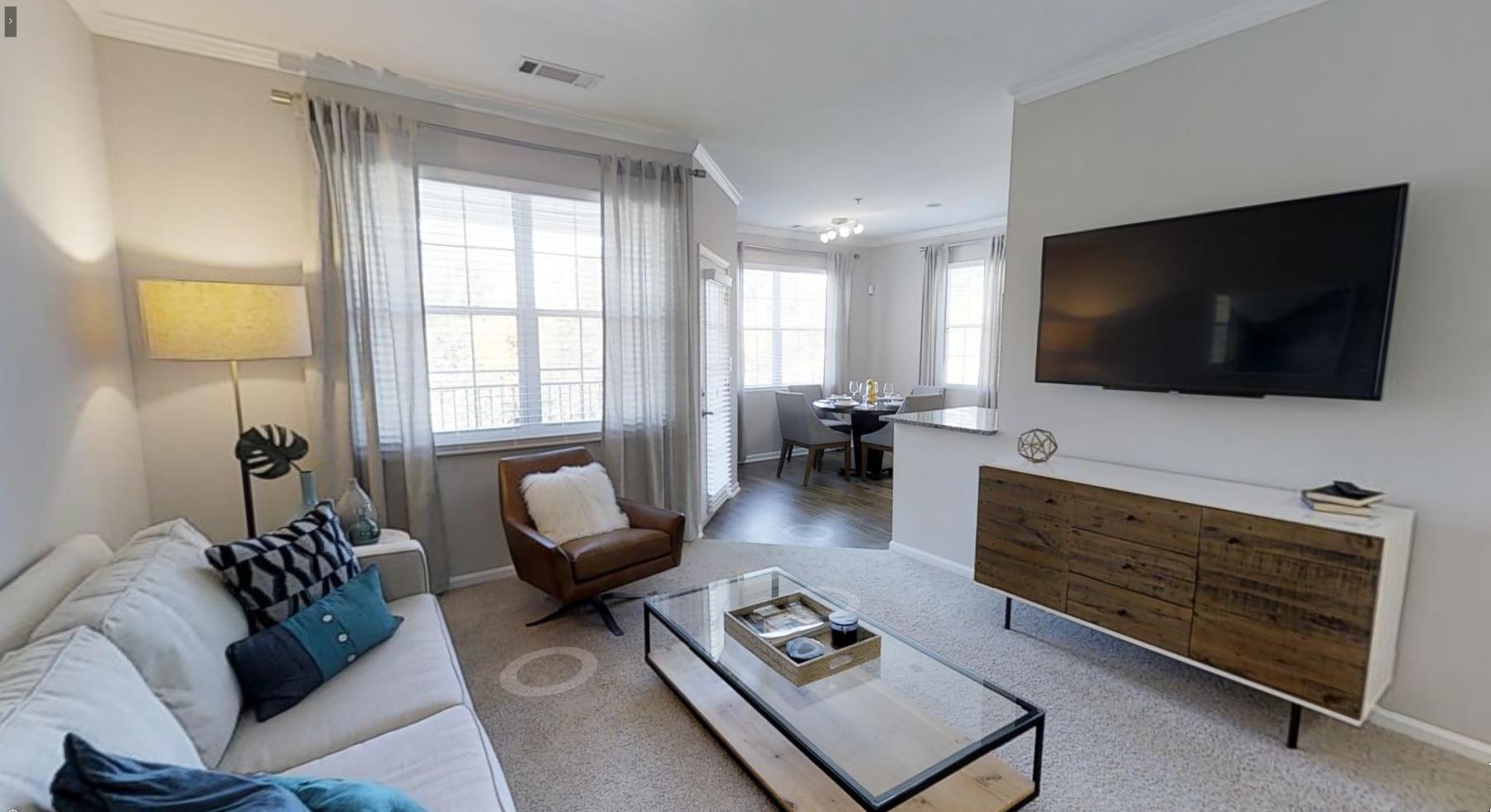 13 - Remodeled Living Room