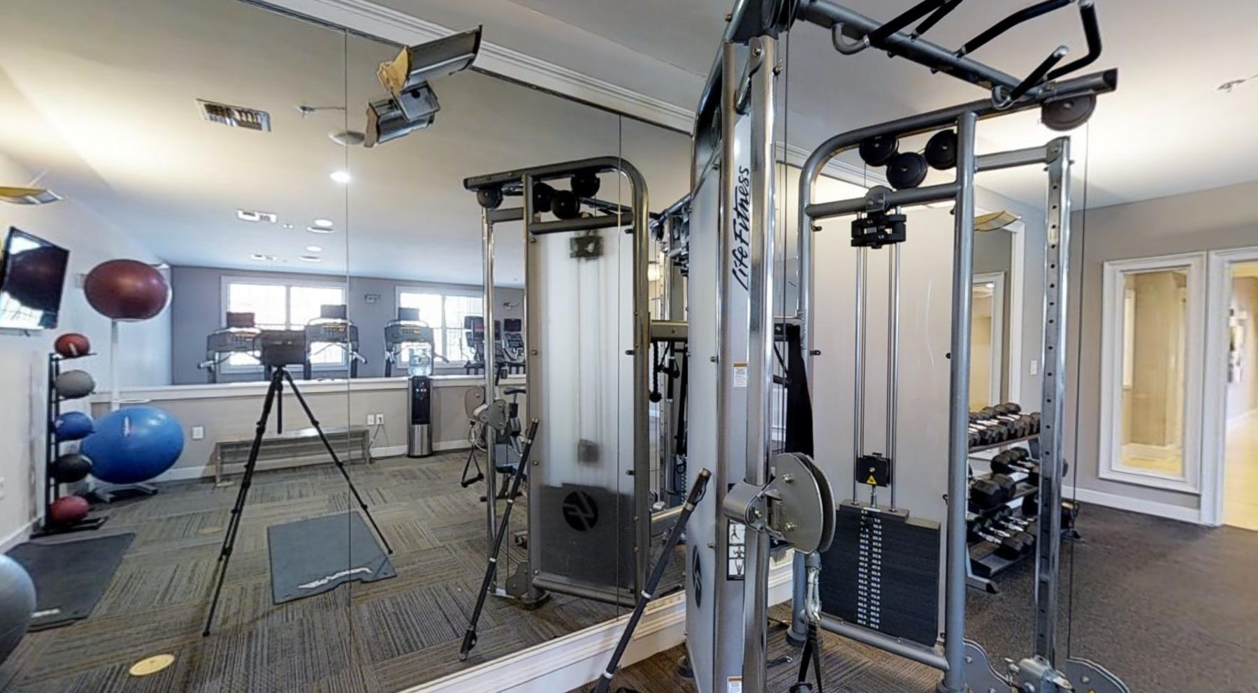 15 - Fitness Center